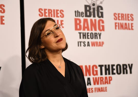 'Big Bang Theory' star Mayim Bialik shuts down common questions on raising vegan kids – USA TODAY