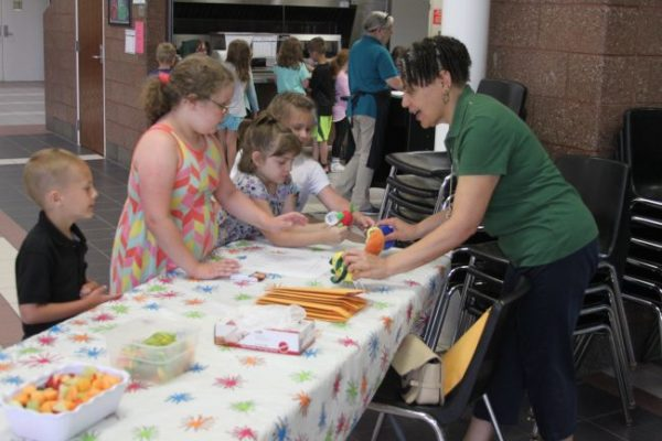 Cooking with Kids opens children's food horizons – Manistee News – Manistee News Advocate