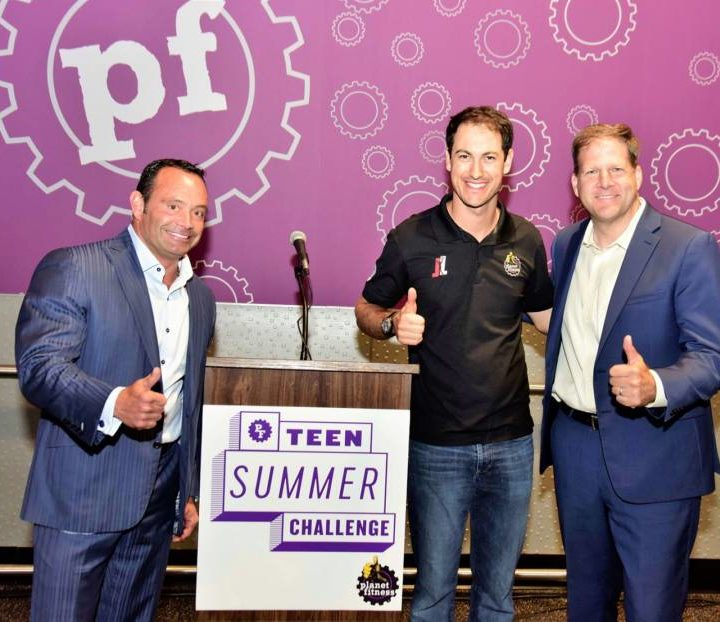 Governor Sununu joins Nascar star promoting Planet Fitness Teen Summer Challenge – Manchester Ink Link