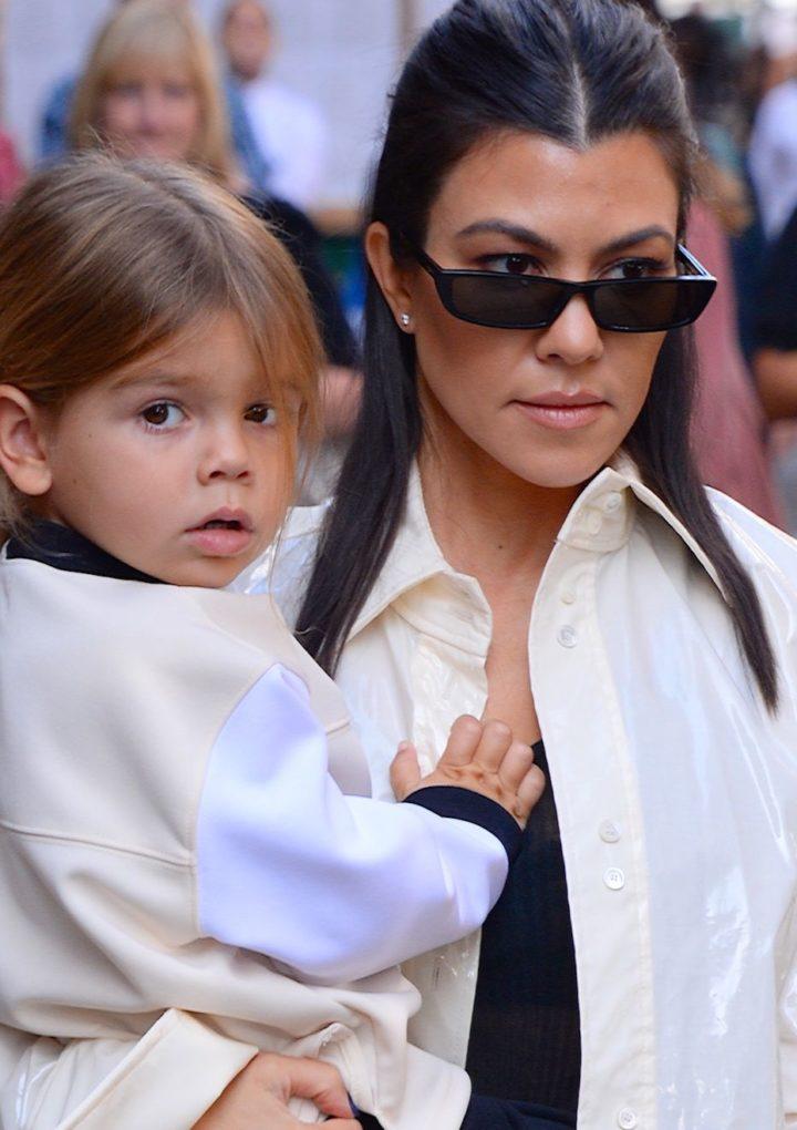 Kourtney Kardashian Spoke Out About 'Concerns' Over Her Children's 'Unsettling' School Food – Women's Health