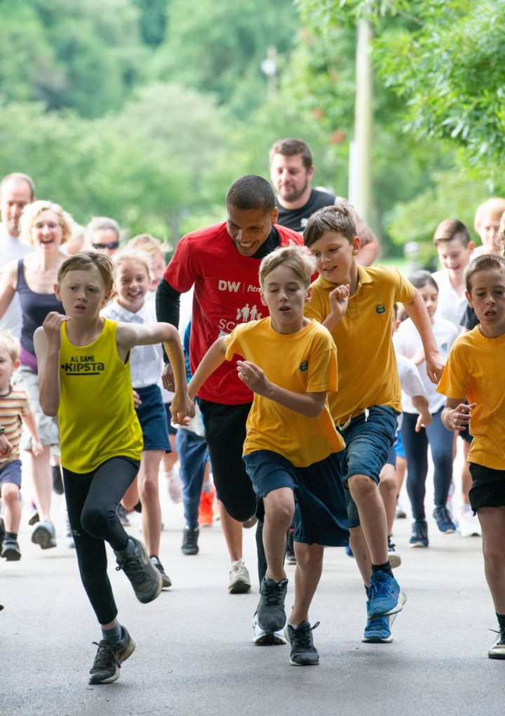 The School Run – Gym's initiative to keep families fit – The Argus