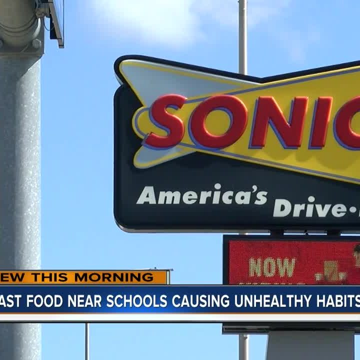 Unhealthy food options surrounding high schools in eastern Jackson Co. could contribute to obesity – KSHB
