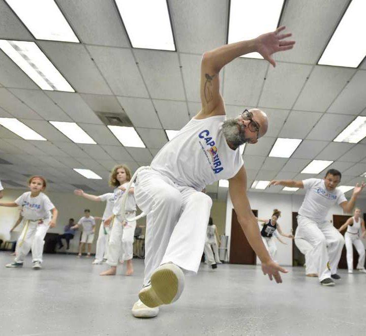 West Haven capoeira expert opens Brazilian Fitness Center in New Haven – New Haven Register