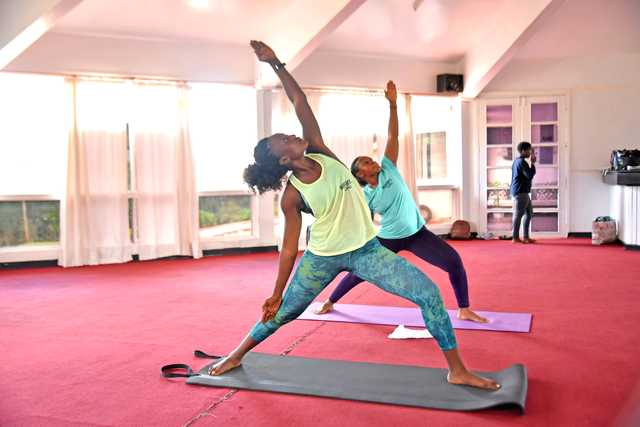 Yoga After Child Birth – Business Daily
