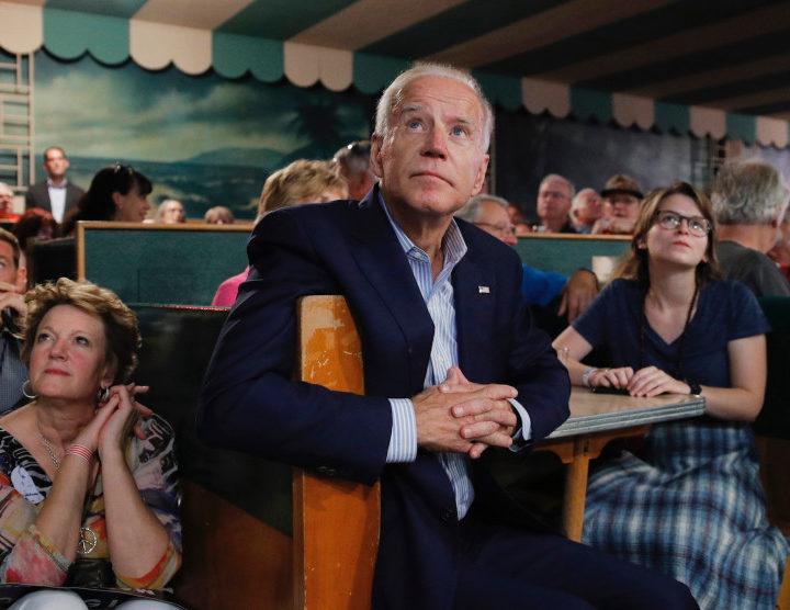 Ending a Week of Blunders, Joe Biden Remembers Something That Never Happened – Mother Jones