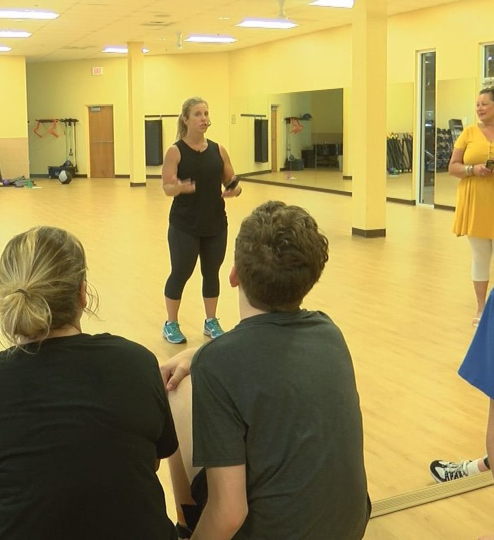 Fitness instructor awarded for helping children with special needs – WWBT NBC12 News