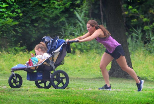 Free Simply Fit Stroller classes for moms at EastChase – Montgomery Advertiser