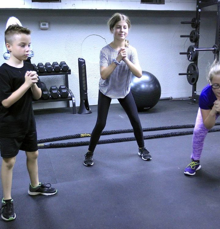 Photo: Kids focus on fitness – Windsor Star