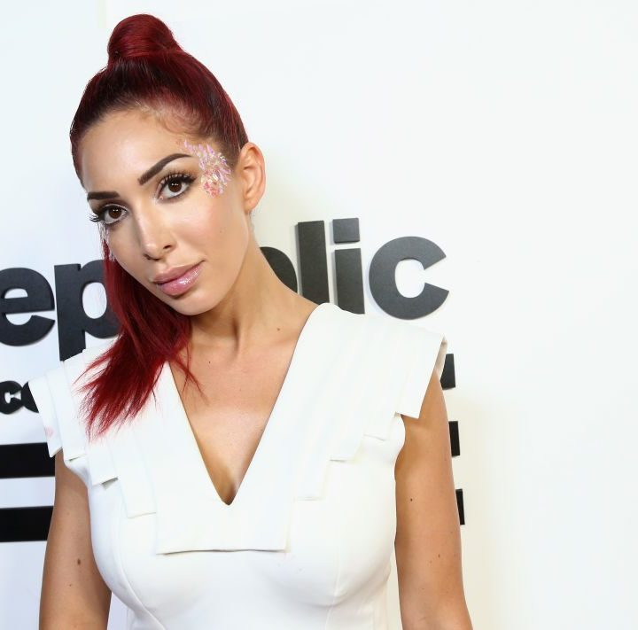 'Teen Mom' Farrah Abraham Said She Relies on Her Faith to Get Through Tough Times – Showbiz Cheat Sheet