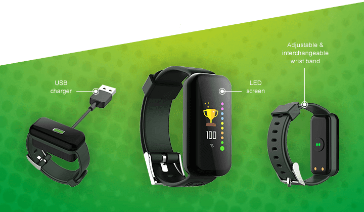 MILO launches a new Champ Band fitness tracker for kids with heart-rate monitor – EFTM