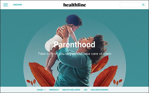 'Healthline Parenthood' Site Addresses Needs Of Parents And Children 10/17/2019 – MediaPost Communications