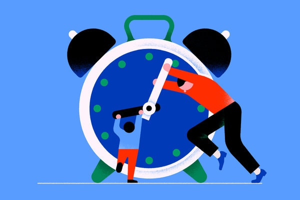 How to Prepare Your Kid for Daylight Saving Time – NYT Parenting