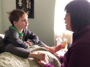 Children Holistic Self Care Reflexology Program – Patch.com