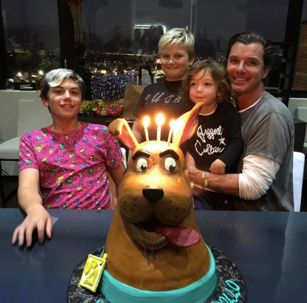 Gavin Rossdale Encourages His Children to Stay Healthy – Closer Weekly