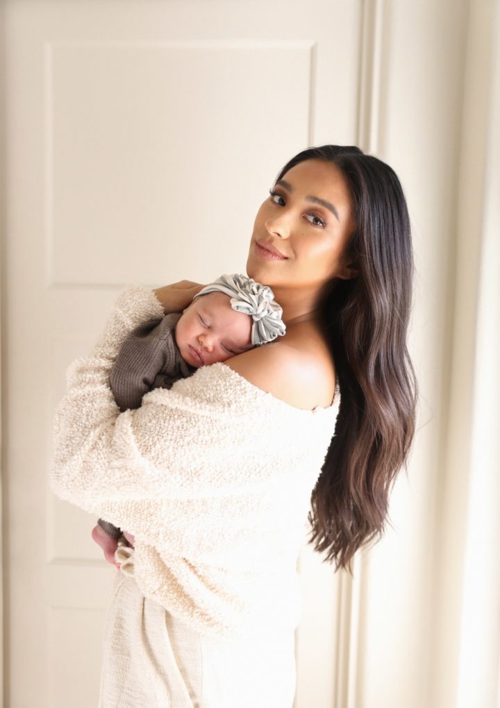 Shay Mitchell on New Motherhood, Self-Care, and Social Media Scrutiny – Vogue