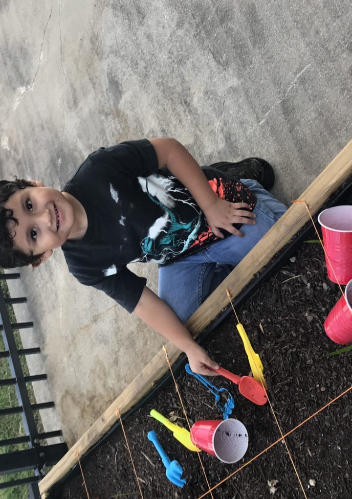 Teaching Children to Garden at Keach Public Library – Nueces County Record Star