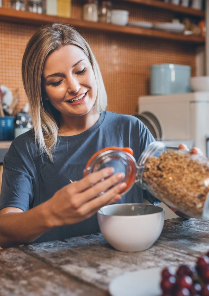 This Age Diet Chart Shows How to Tweak Your Nutrition for Your Age | Shape – Shape Magazine