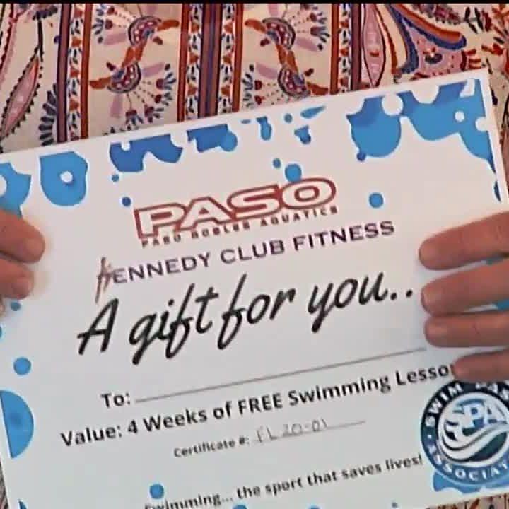 Community Kennedy Club Fitness donates swim lessons to foster kids KSBY Staff 2:32 PM, Dec – KSBY San Luis Obispo News