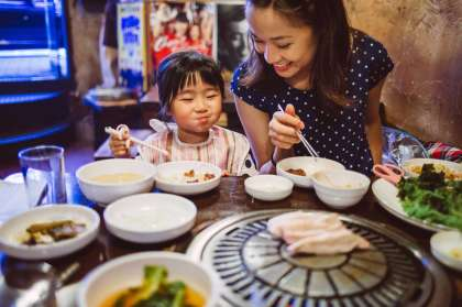 Eating together is good for families. Here's how to start the tradition. – Houston Chronicle