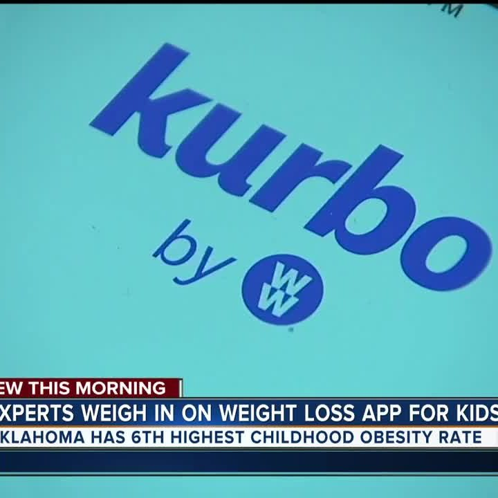 Experts weigh in on weight loss app for kids – kjrh.com