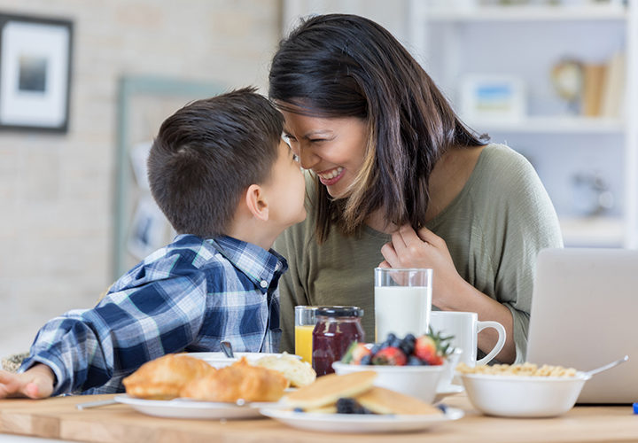 Families can feel good about giving kids milk – Hoard's Dairyman