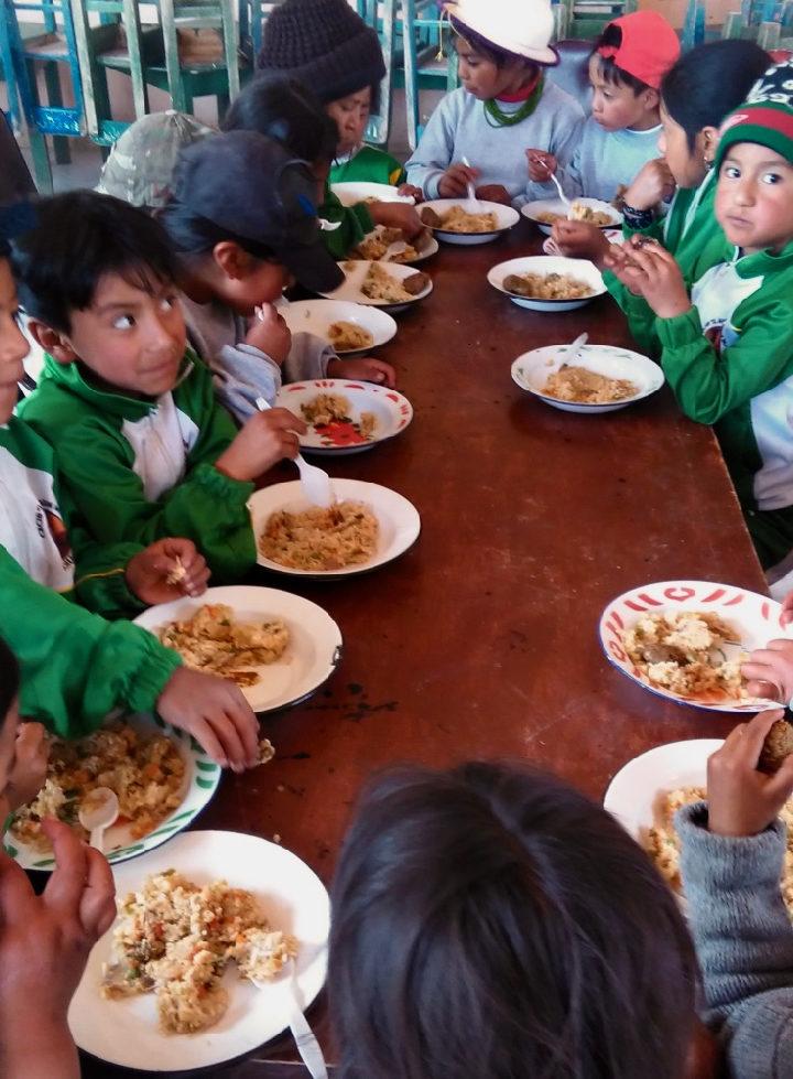 Heathy Children, Healthy Future in Ecuador – Resilience