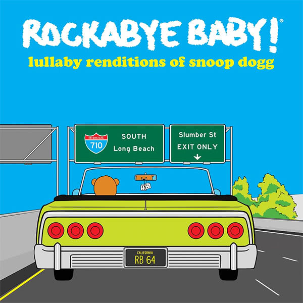 Snoop Dogg has released an album of lullabies to send your kids to sleep – Tone Deaf