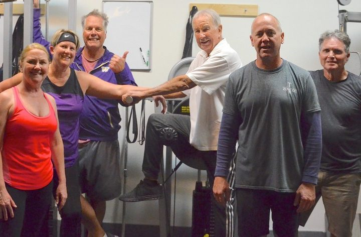 Age is no obstacle to fitness for these Newport seniors – Los Angeles Times