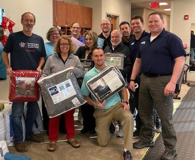 Bedding donations help Sleep In Heavenly Peace give children a bed of their own – Mooresville Tribune