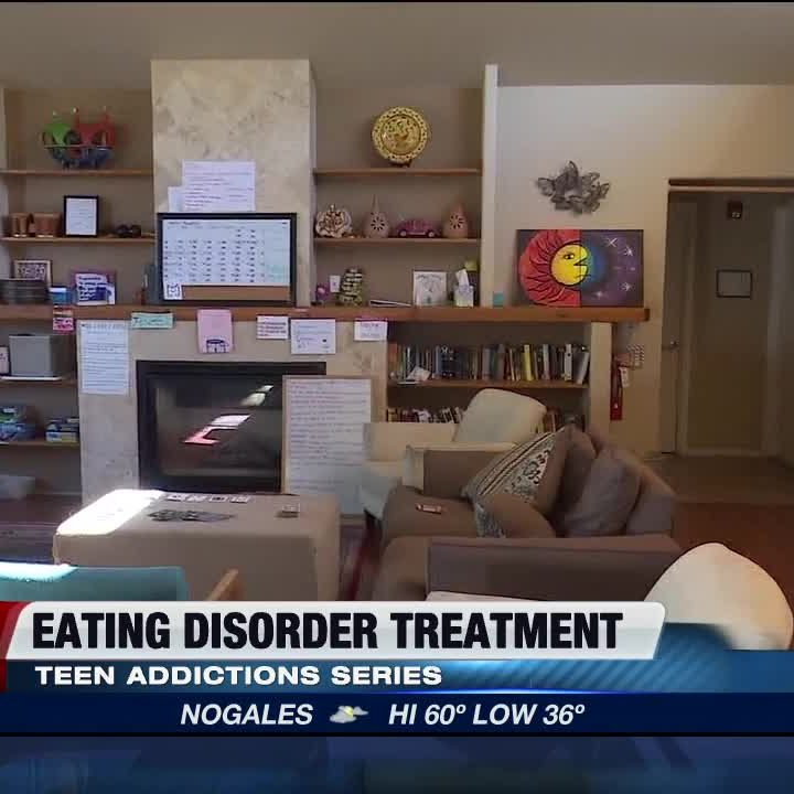 Conquering Addiction Teen eating disorders – it's not about the food Taja Davis 6:36 AM, Jan – KGUN