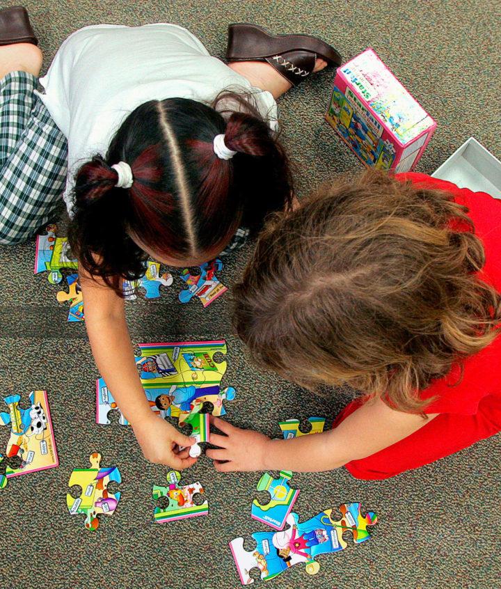 Transitional Kindergarten to give Everett kids a jump start – The Daily Herald