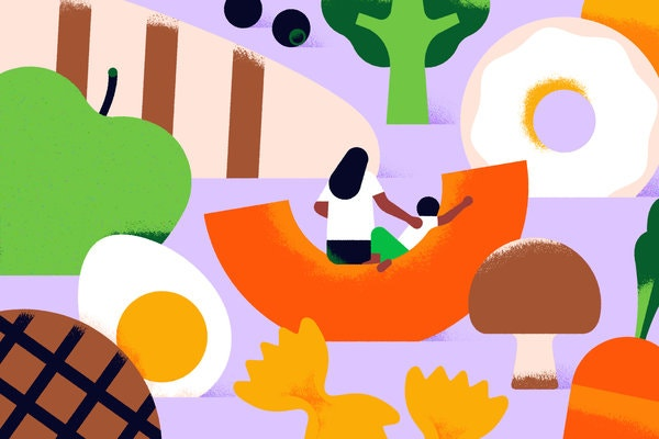 Your Baby Doesn't Need to Go Paleo – NYT Parenting