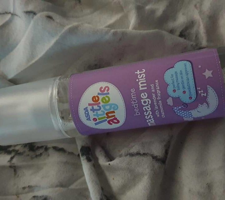 Mums are going wild over Asda's £1.30 Bedtime Massage Mist that 'helps kids get to sleep in 10 minutes' – The Sun
