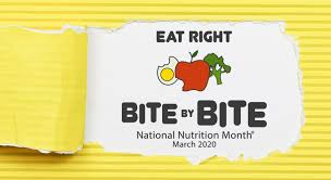 National Nutrition Month – Eating Right, Bite by Bite by Johanna Hicks, Family & Community Health Agent – frontporchnewstexas.com