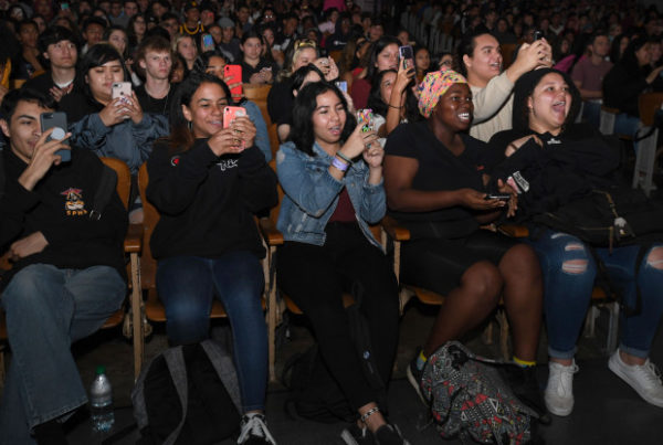 Singer-songwriter Miguel talks mental health at his alma mater, San Pedro High School – The Daily Breeze