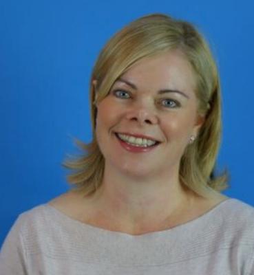 Fiona O'Farrell, paediatric occupational therapist