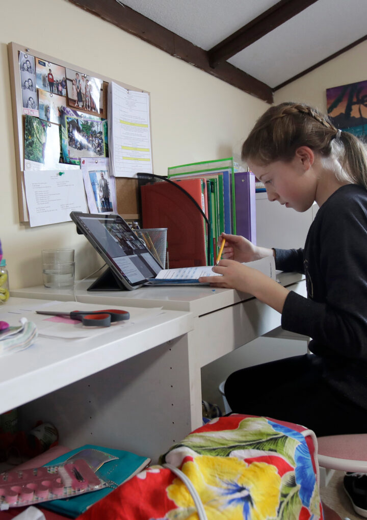 Academics, self care and social time: How to get your kids ready for the first day of (virtual) school – 8News