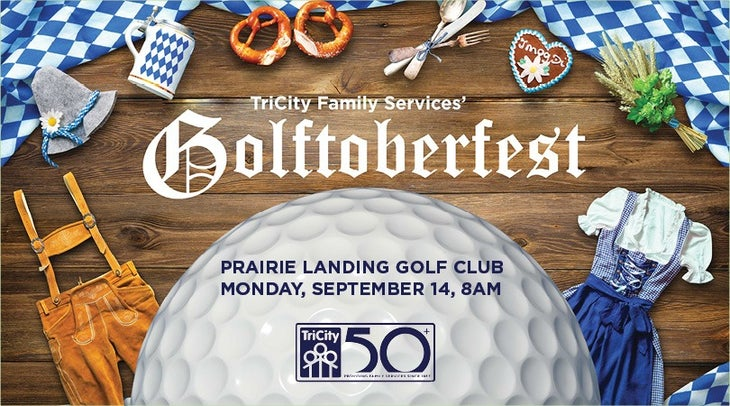 TriCity Family Services' Golftoberfest