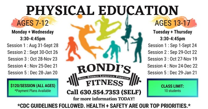 Youth & Teen Fitness Programs