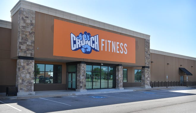 Crunch to move into former Gold's Gym location – Times Record News