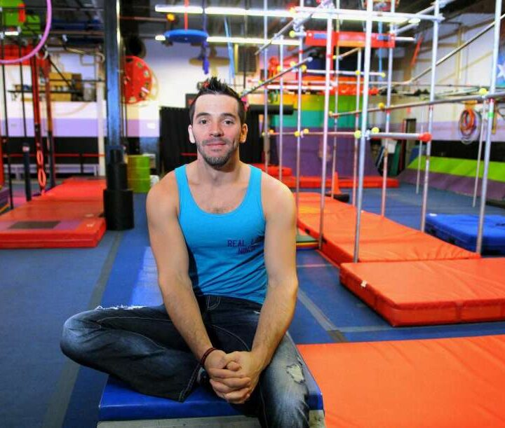 CT 'American Ninja Warrior' winner charged with sexual assault of teen – CTPost