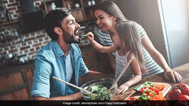 Did You Know Your Child May Help Improve Your Eating Habits? Here's How – NDTV Food