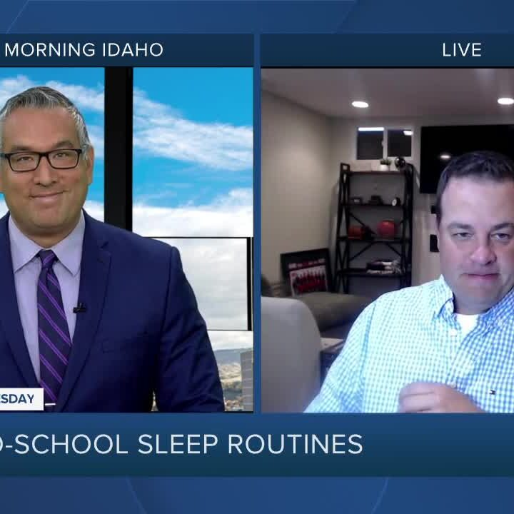 Getting into a good back-to-school sleep routine – 6 On Your Side
