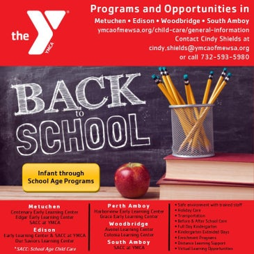 YMCA of MEWSA Helps Children Reach Their Full Potential – Patch.com