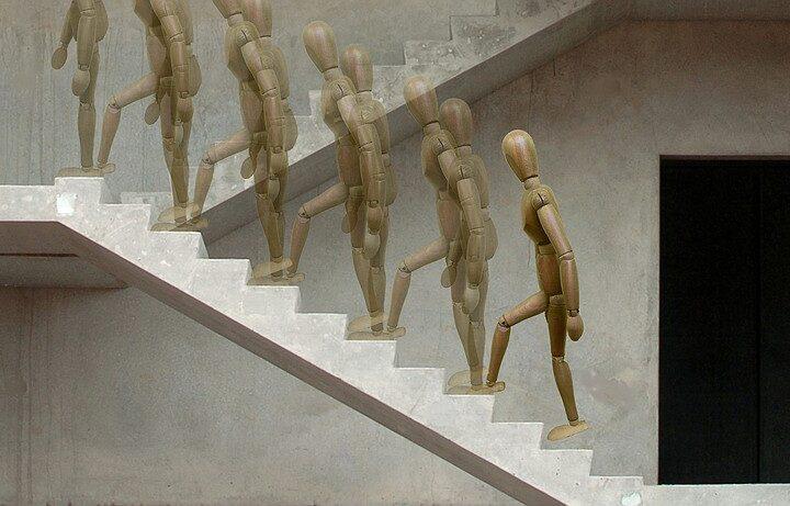 MASTER CLASS: Kids like the challenge of simple Alternating Stair Climb – Arkansas Online