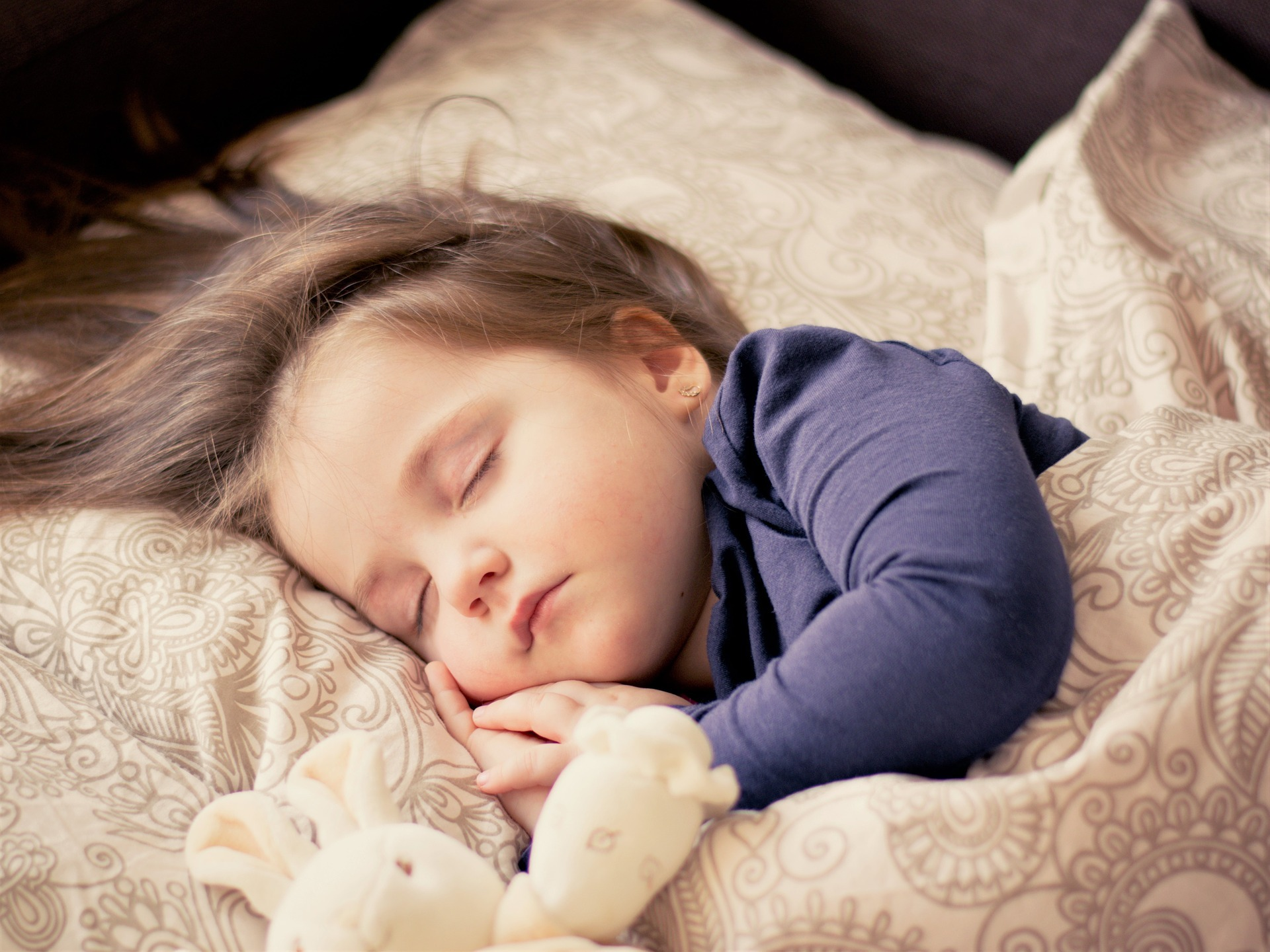 The pilot project aims to help children and young people who are suffering from sleep deprivation (file photo) Picture: Pixabay