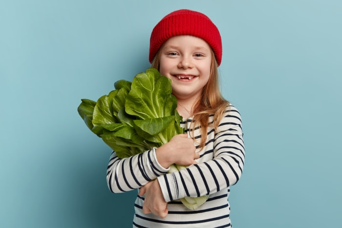 Almost one in five girls in the UK falls short on calcium, important for healthy teeth and bones(Photo: Adobe. Do not use without permission)