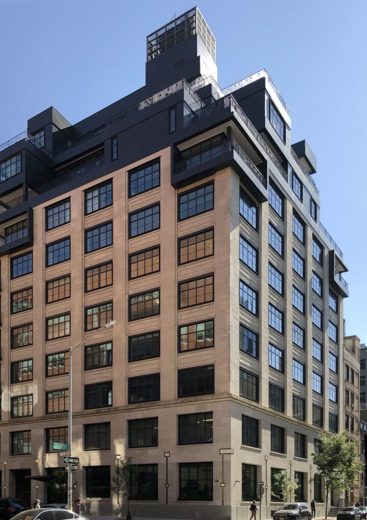 90 Morton Street Opens for Occupancy in the West Village – New York YIMBY