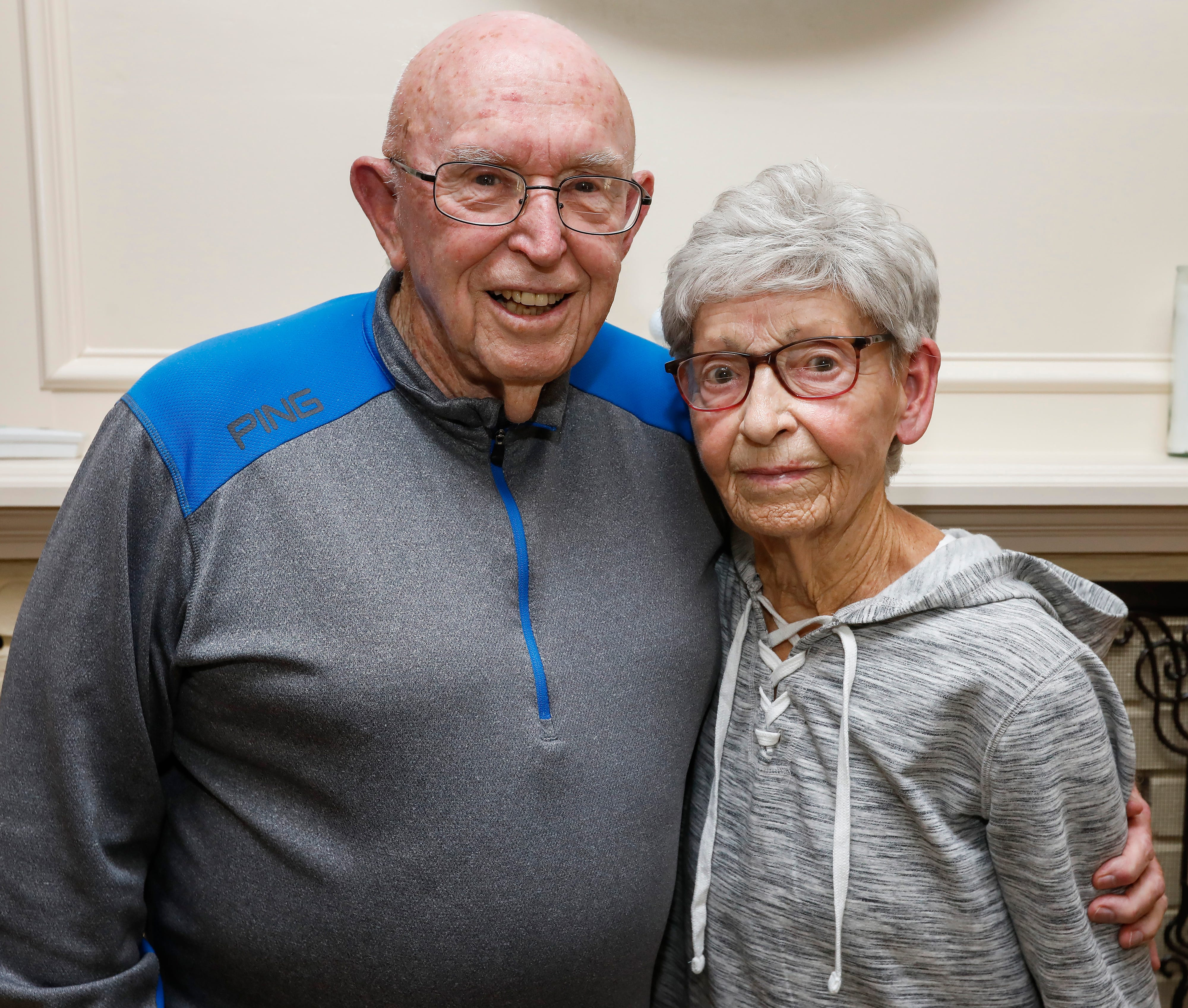 Bill and Darleen Anderson were fitness pioneers in Springfield.