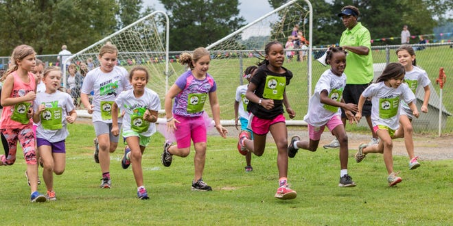 Children's fitness nonprofit comes to Camden for one-day event – Courier Post